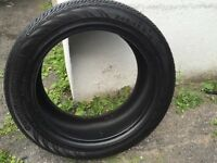 4 contiprocontact summer tires 245/45/18