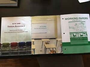 NSCC First Year Business Admin Textbooks