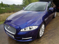 Jaguar XJ Series 3.0TD auto 2011MY XJ Premium Luxury