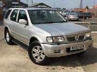 2002 (02) Vauxhall Frontera 2.2DTi Olympus