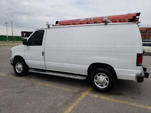 2013 Ford E-250 Econoline Cargo Truck