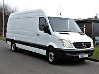 2010 Mercedes-Benz Sprinter 2.1 CDI 313 High Roof Panel Van 4dr (LWB)