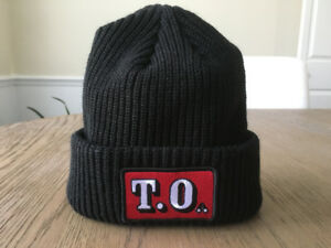 MOOSE KNUCKLES Winter Hat/Toque ft T.O. Logo (*Limited Ed w tag)