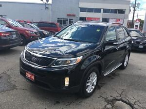 2014 Kia Sorento 2.4L LX FWD at