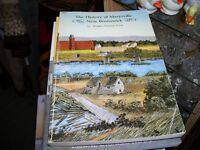 Book History of Marysville NB Douglas D Pond  OUT OF PRINT
