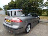 Saab 9-3 1.9 Tid Linear Convertible