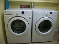 Moving July 31 - LG front load washer and dryer