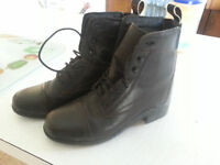 Girls Roper Style Ariat Boot Size 1