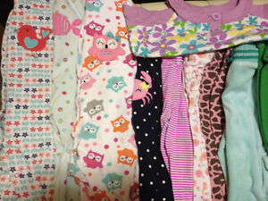 Size 12 month baby girl lot Peterborough Peterborough Area image 3