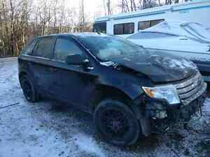 2007 ford edge fwd