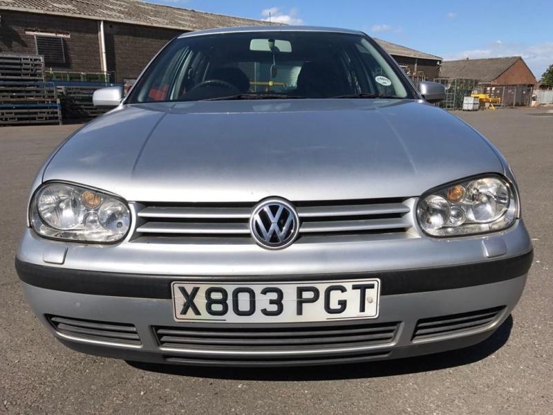 2000 Volkswagen Golf 1.9 TDI PD SE 5dr