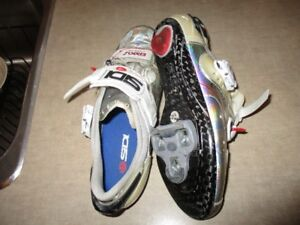 Sidi carbon road bike shoes EXCELLENT SHAPE