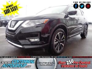 Nissan Rogue SL Platinum Reserve | AWD *DEMO CLEAROUT* 2017