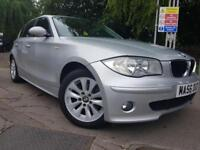 56 Plated- BMW 118 2.0 i SE Petrol 5 drs- Full Service History-Low Mileage