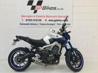 YAMAHA MT09 ABS '15   LOW MILES   2 OWNERS   AKROPOVIC EXHAUST   LOTS OF EXTRAS