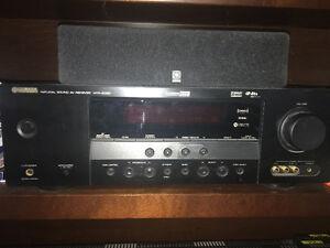 Yamaha HTR-6030 Receiver & Surround Sound Speakers