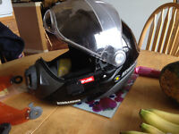 BV2S  Snowmobile Helmet