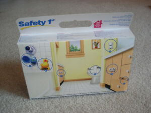 Baby/Toddler Household Safety Gear (outlets/door knobs/cupbards)