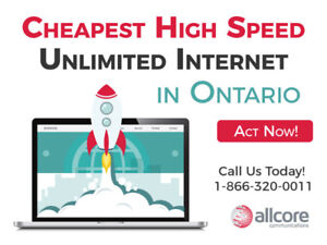 Unlimited High-Speed Internet – No Contract Cheapest prices