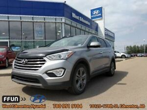 2013 Hyundai Santa Fe 3.3L XL Limited  Leather, Sunroof, Heated/