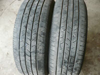 Two 215-60-16 tires    $70.00
