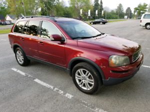 2008 Volvo XC90 3.2 AWD I6 7 Passenger, Fully Loaded SUV, As-is