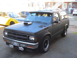 1990 GMC Jimmy blazer Coupé (2 portes)