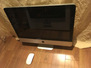 APPLE IMAC SCREEN and Mouse