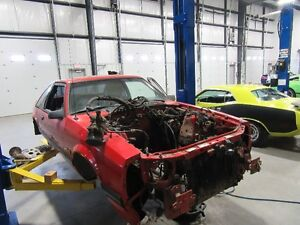 1991 Mustang LX *parting out*
