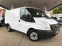 2013 Ford Transit 2.2 TDCi 260 Low Roof Panel Van 3dr (EU5, SWB) PANELVAN i(...)