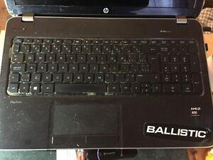 Seller HP laptop 10/10 Kingston Kingston Area image 2