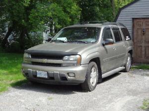 2003 Chevrolet Trailblazer SUV, Crossover