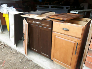 Various Cupboards and Doors