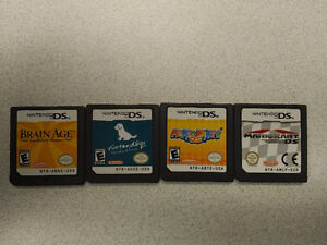 Nintendo DS Lite with 4 Games St. John's Newfoundland image 3