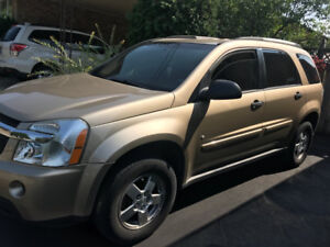 2007 Chevrolet Equinox SUV, very good condition, well maintained