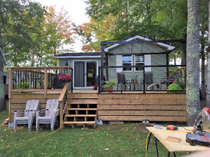 Waterfront 3 Bedroom Cottage at Bayview Park