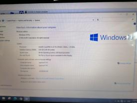 laptop hp spectre i5 processor