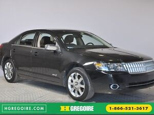 2009 Lincoln MKZ AWD A/C CUIR MAGS