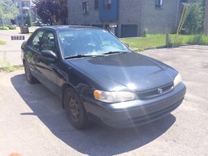 2000 Toyota Corolla for sell