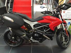 DUCATI HYPERSTRADA 2016 939 1 PRE REG BIKE AT ONLY £9650