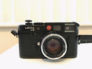 Leica M6 Body - Great Condition
