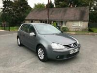 2008 Volkswagen Golf 1.9 Match TDI 5dr HATCHBACK Diesel Manual