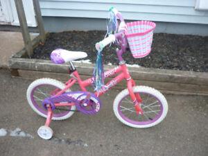 Kid s bike