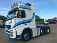 2008 Volvo FH-480 Tractor Unit Manual