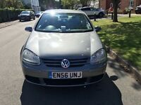 2007 Volkswagen Gold 1.9 TDI Sport 6 Speed