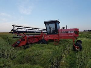 MF220 26ft Swather for Sale