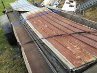 For Sale Used Steel Roofing