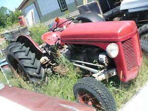 Tractor Ferguson Massey Other Used Cars Amp Vehicles In