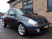 2008 FORD KA SPORTKA SE LEATHER HATCHBACK PETROL