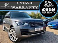 2013 LAND ROVER RANGE ROVER 3.0TD V6 ( 258bhp ) 4X4 AUTOMATIC VOGUE ☆ LOW MILES